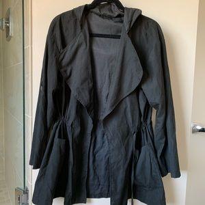 Audrey 3+1 - Lightweight Black Utility Jacket